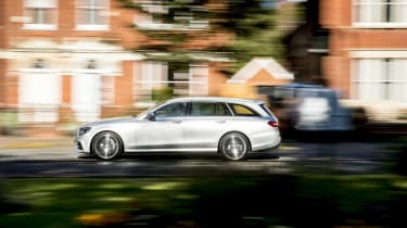 Mercedes-Benz E-Class Estate, 3 October 2016Photo: James Lipman / jameslipman.com