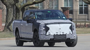 Ford F-150 Electric Pickup - Front