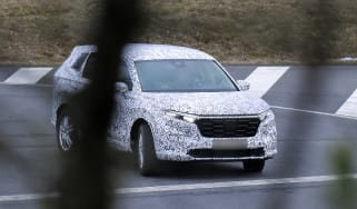 Honda CR-V spy shot