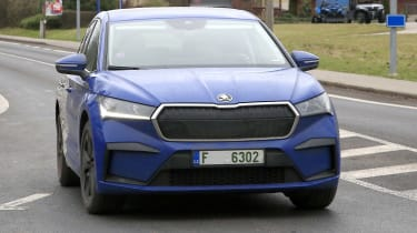 Skoda Enyaq iV Coupe