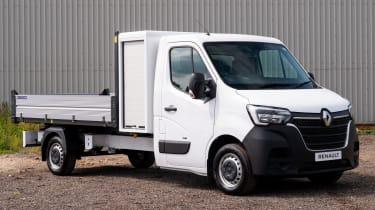 Renault Master E-TECH conversion van