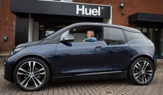 Huel BMW i3