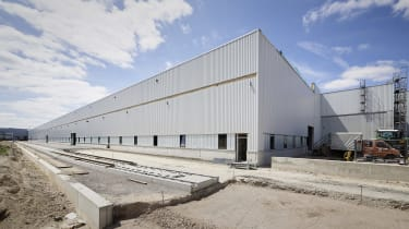 The Volkswagen Group is converting or completely rebuilding halls In Zwickau at a total cost of 1.2 billion euros.