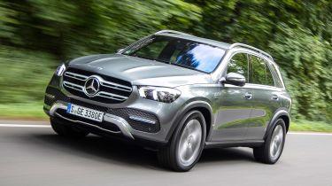 Mercedes GLE hybrid