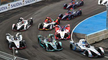 Formula E grid