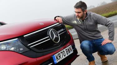 Mercedes EQC - Exterior