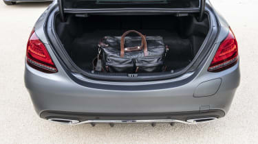Mercedes C-Class hybrid