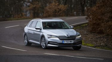 Skoda Superb Estate hybrid