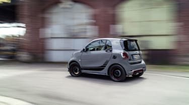 Die neue Generation: smart EQ fortwo coupé // The new generation: smart EQ fortwo coupé