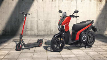 SEAT e-scooters