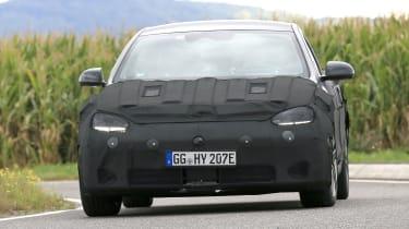 Hyundai Ioniq 6 spied testing