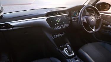New Vauxhall Corsa-e official 2019 dash