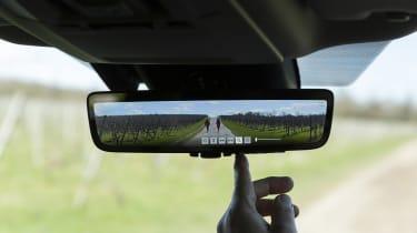 2021 Toyota Highlander Hybrid - Rear Mirror