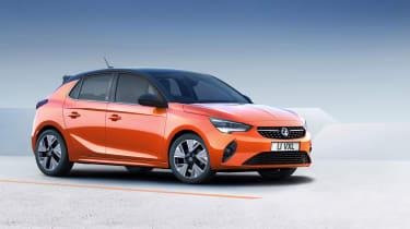 New Vauxhall Corsa-e official 2019