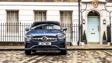 Mercedes GLA 250 e plug-in hybrid