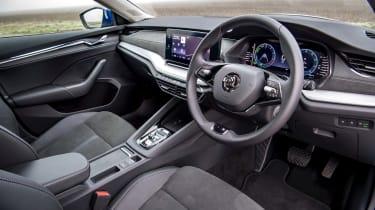 Skoda Octavia iV hybrid