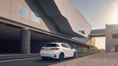 Lexus CT 2019