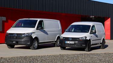 Volkswagen electric vans