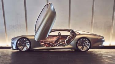 Bentley EXP100