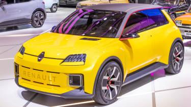 Renault 5 prototype in Munich