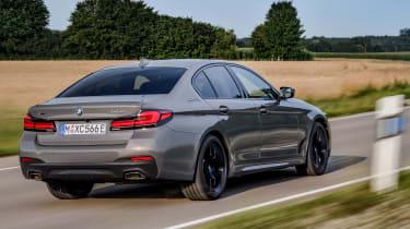 BMW 545e Plug in Hybrid