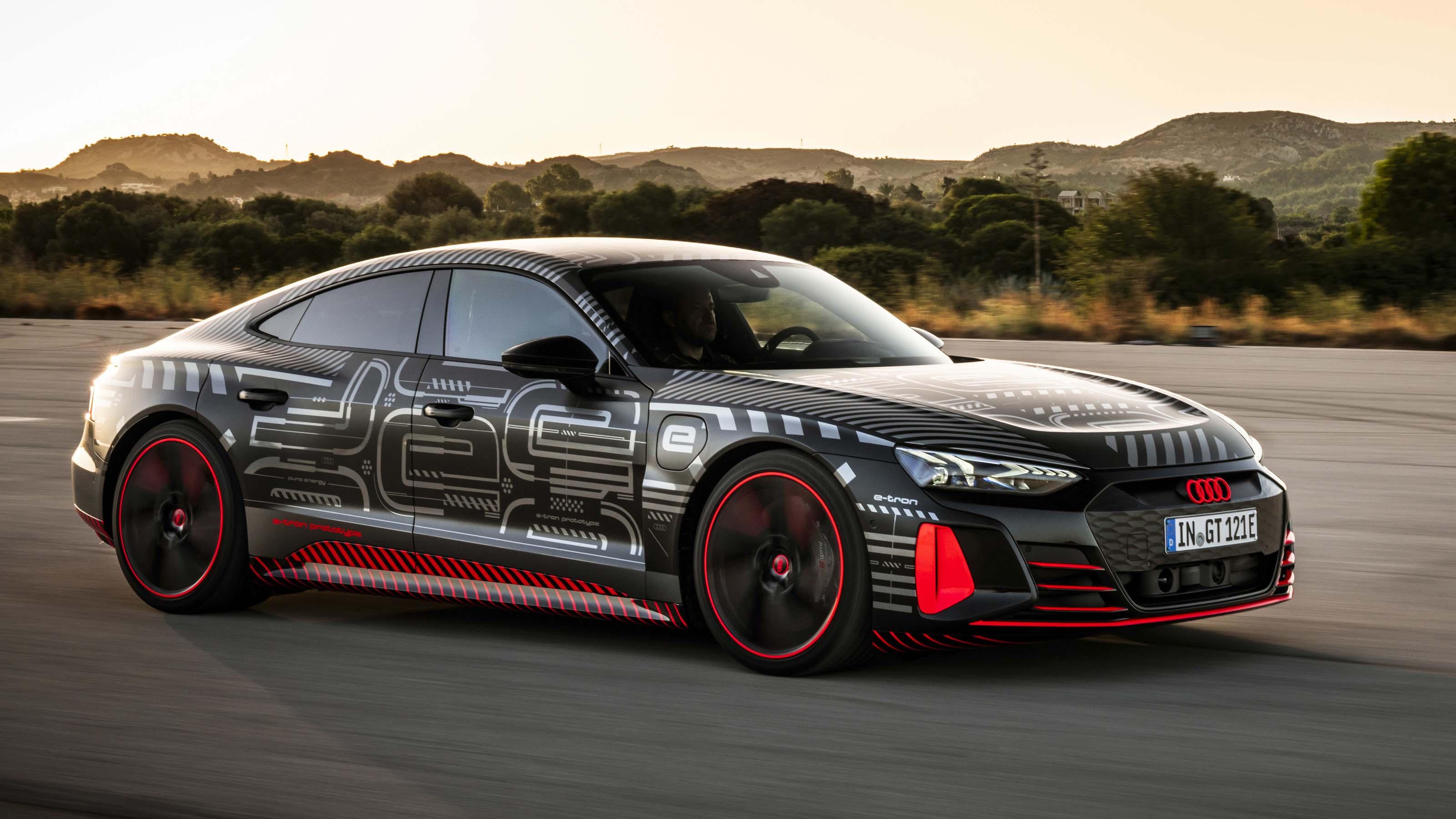 2020 Audi e-tron GT: specs, price, release date ...