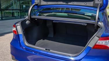 Toyota Camry Hybrid boot