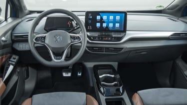 VW ID.4 Covered Drive