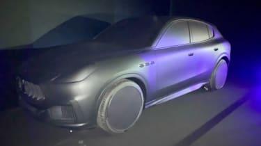Maserati Grecale Folgore