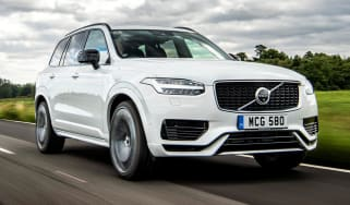 Updated Volvo XC90