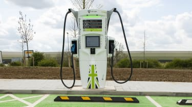Electric Highway charger
