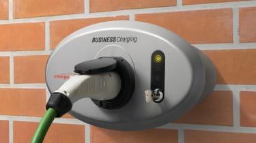 Wallbox charger