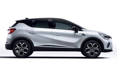 Renault Captur E-TECH full hybrid