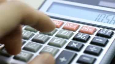 Calculating total cost of ownership