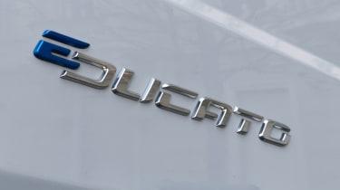 2021 Fiat E-Ducato - Badge