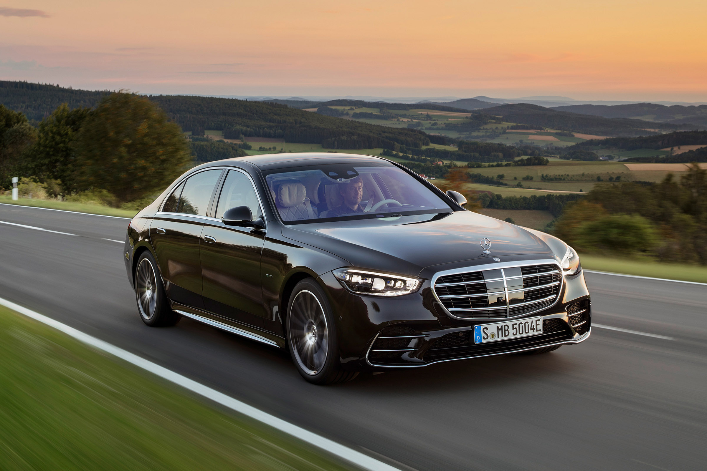 2021 Mercedes S-Class plug-in hybrid: specs and on-sale ...