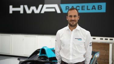 Formula E 2018/2019 season: HWA Racelab