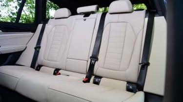 BMW X3 hybrid interior