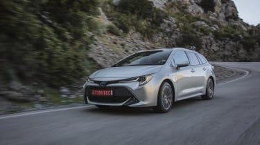 Toyota Corolla Touring Sports hybrid estate