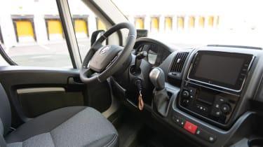 2021 Fiat E-Ducato - Interior