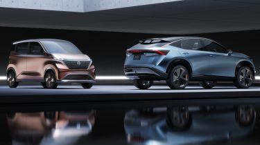 Nissan electric concepts
