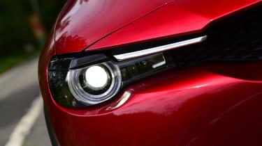 Mazda MX-30 GT Sport Tech - headlight