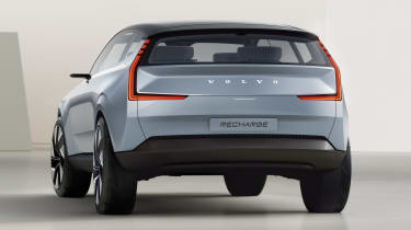 Volvo Concept Recharge electric SUV