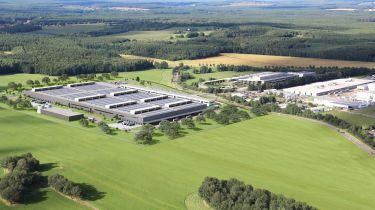 Mercedes Kamenz factory