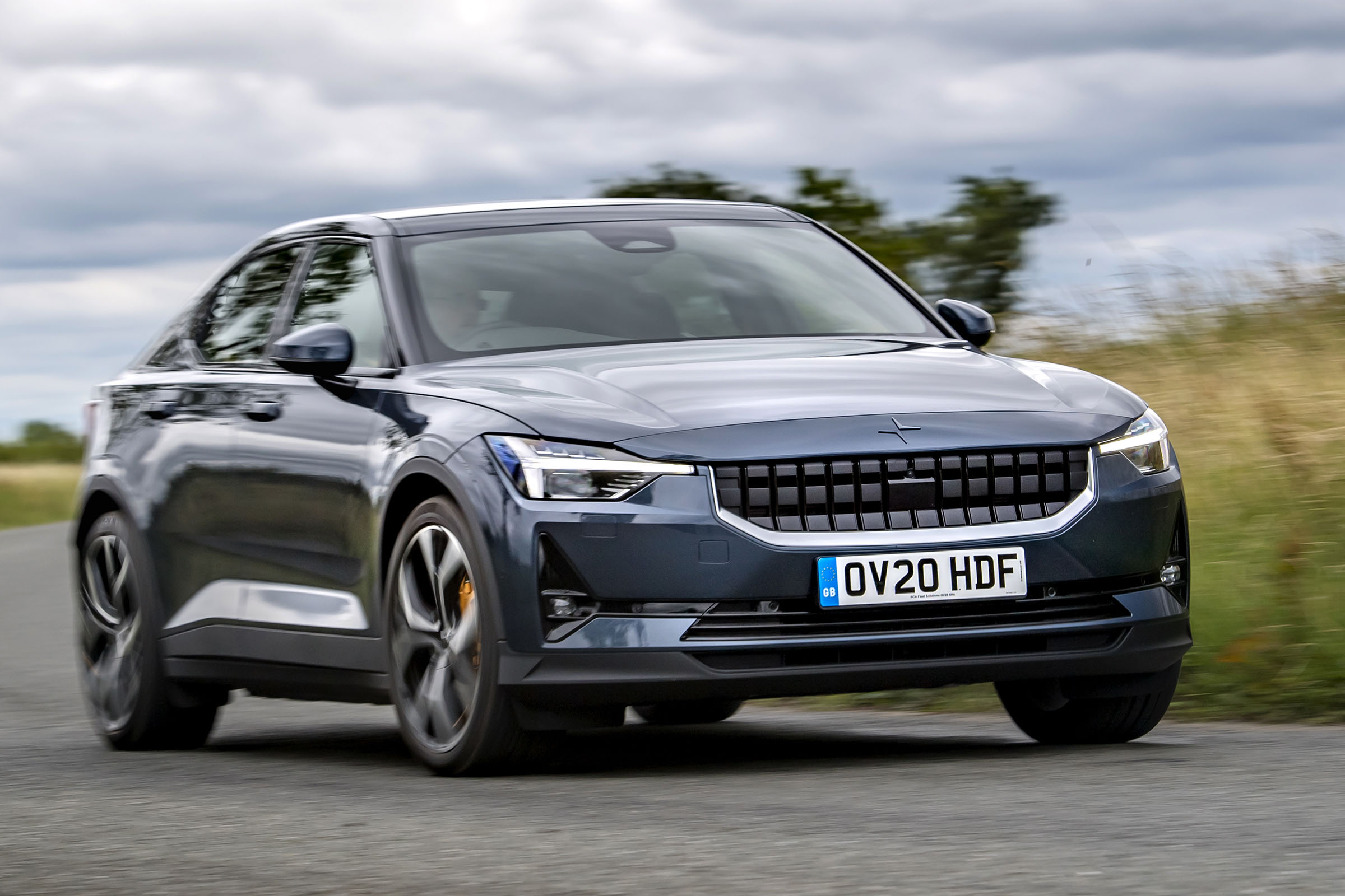 Polestar 2 review | DrivingElectric