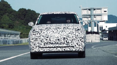 Lexus electric