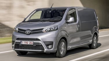 2021 Toyota Proace Electric - Exterior