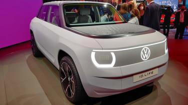 VW ID. Life in Munich