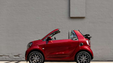 Die neue Generation: smart EQ fortwo cabrio // The new generation: smart EQ fortwo cabrio
