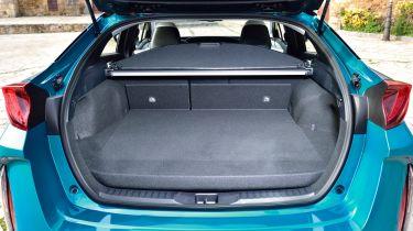 Toyota Prius Plug-In boot